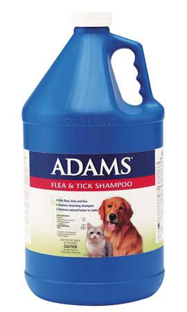Adams Flea & Tick Shampoo 12 Ounce