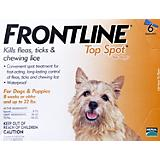 Frontline for Dogs 6 Months