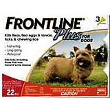 Frontline Plus for Dogs 3 Mths