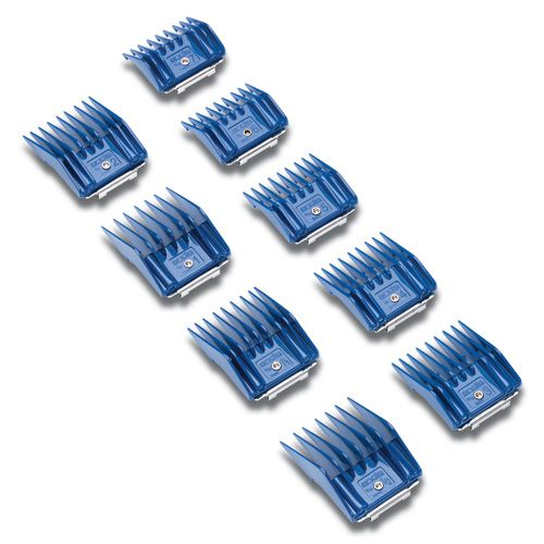 Andis Small Pet Clipper Combs 9 Piece Set Best Price