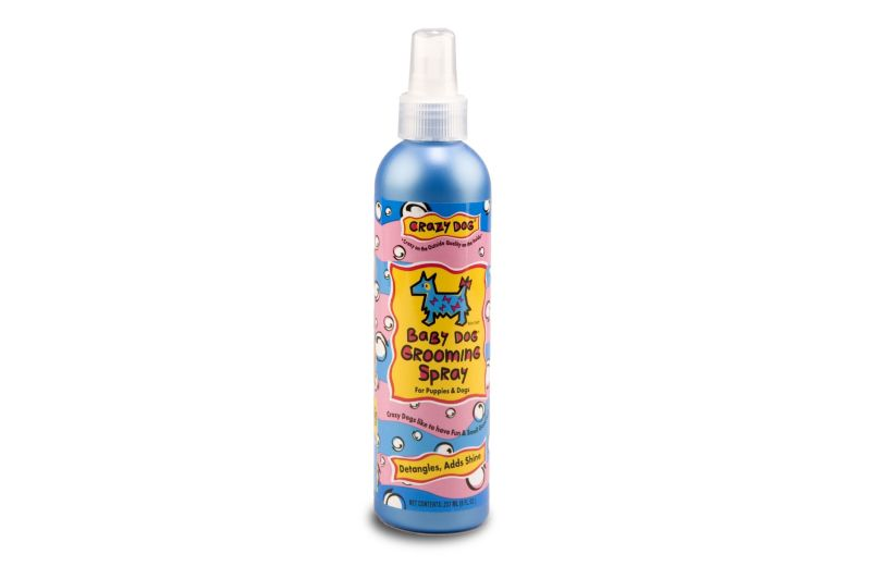 Crazy Dog Grooming Spray Rain Forest