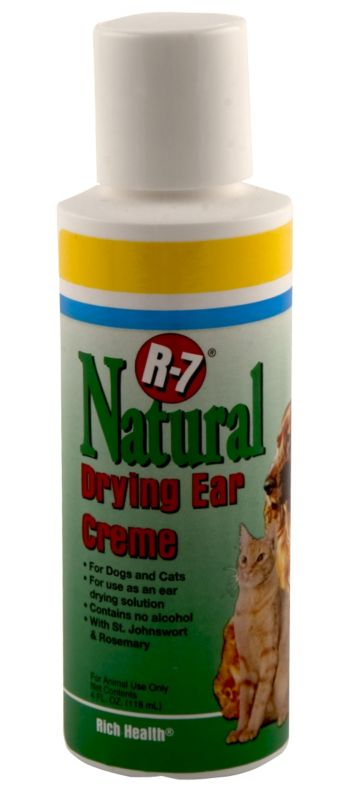 R-7 Drying Ear Creme for Dogs and Cats