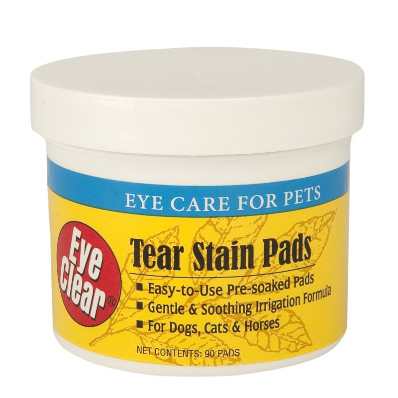 Miracle Care Eye Wash Pads for Dogs and Cats