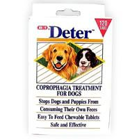 8 in 1 Deter coprophagia treatment 120 Count
