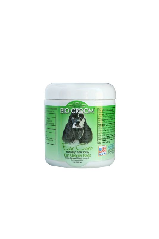 Bio-Groom Ear Cleaner Pads 25 ct