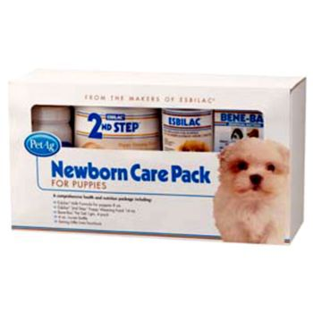 Newborn Puppy Care Pack
