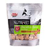 Nutri-Vet Breath & Tartar Mint Dog Biscuits