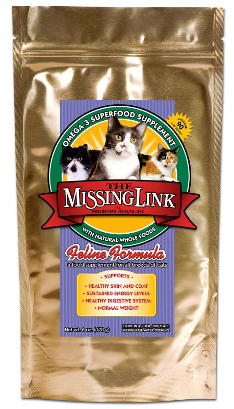 Missing Link Feline Formula 6 Ounces