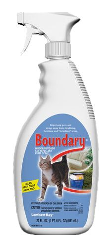 Lambert Kay Boundary Cat Repellent Spray