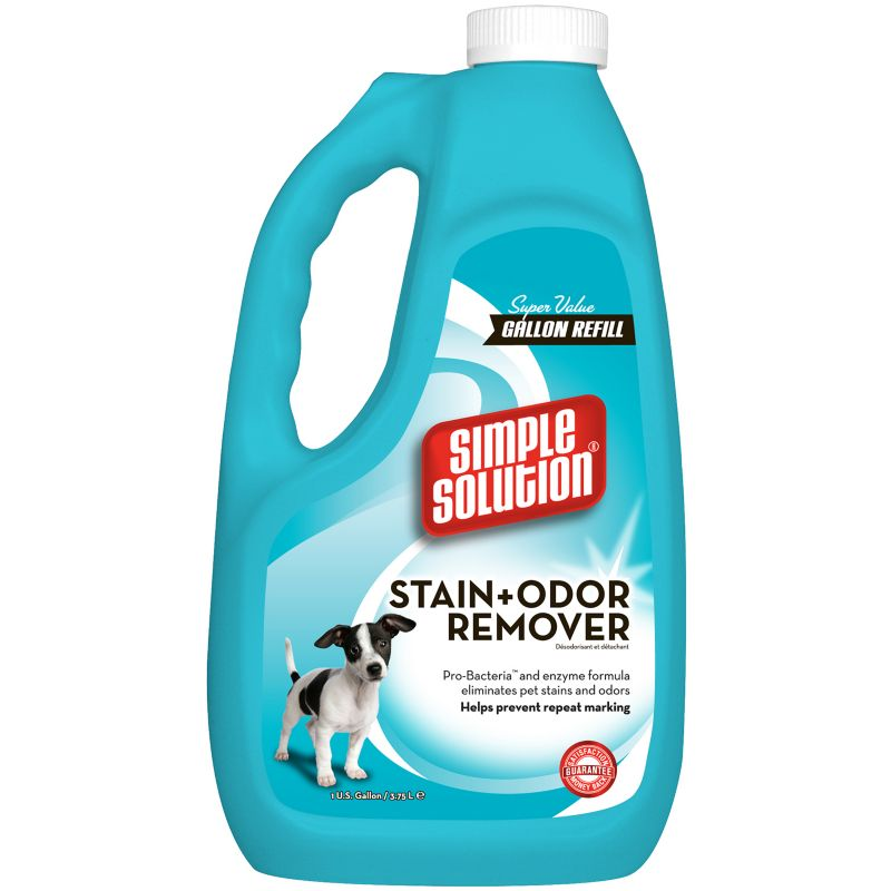 Simple Solution Pet Stain and Odor Remover 1 Gal