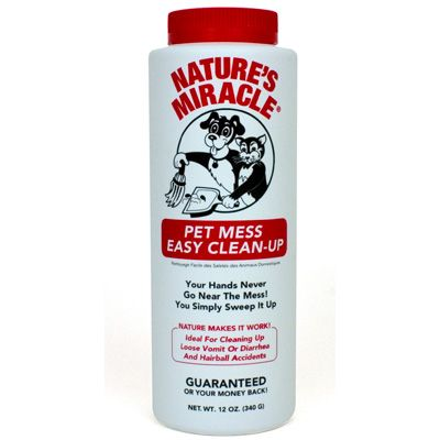 Nature's Miracle Pet Mess Clean-Up