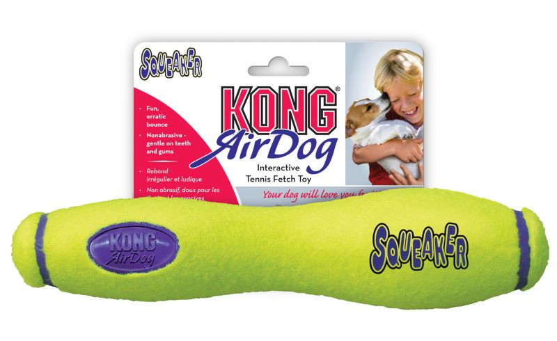 Air Kong Squeaker Stick Medium