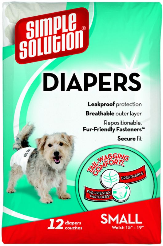 Disposable Diapers Small