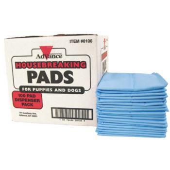 Advance Housebreaking Pads 100 CT