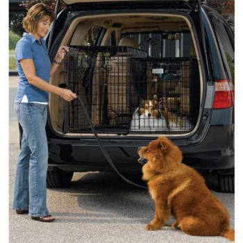 MidWest Solutions SUV 2 Door Dog Crate 36x21x26