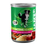Iams Ground Dinner Canned Dog Food 12 Pack