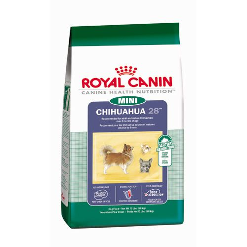 3 Lb bag Royal Canin K-9 Nutrition Mini Chihuahua