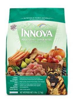 Innova adult dog food