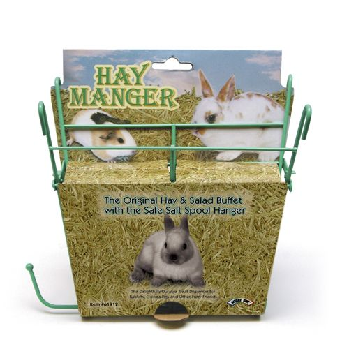 Super Pet Small Animal Hay Manger