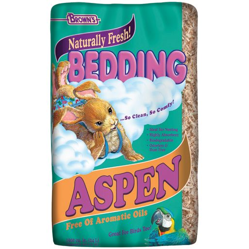 Browns Aspen Small Animal Bedding