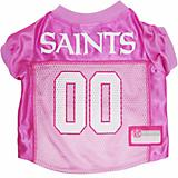 New Orleans Saints Pink Dog Jersey