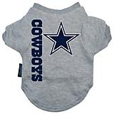 Dallas Cowboys Dog Tee Shirt