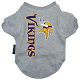 Minnesota Vikings Dog Tee Shirt
