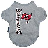 Tampa Bay Buccaneers Dog Tee Shirt