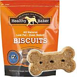 Healthy Baker Dog Biscuits