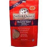 Stella and Chewys Freeze Dried Rabbit Dog Food