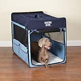 Guardian Gear Polka Dot Colpsble Dog Crate