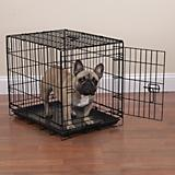 Crate Appeal Black Dog Crate