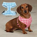 East Side Prep School Plaid Dog Harness