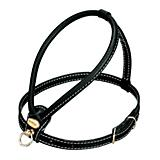 Petego Tubular Calfskin Dog Harness