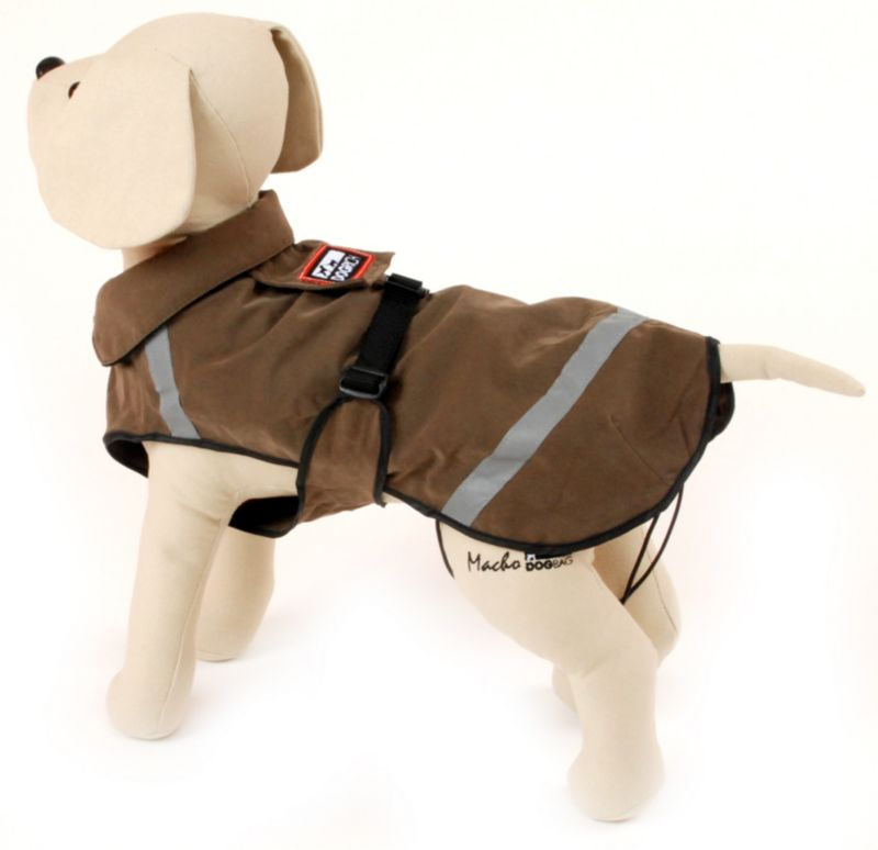Petego Birdwatcher Dog Coat 8 in