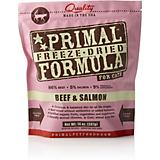 Primal Freeze Dried Beef/Salmon Nugget Cat Food