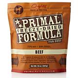 Primal Freeze Dried Beef Nugget Dog Food