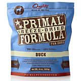 Primal Freeze Dried Duck Nugget Dog Food