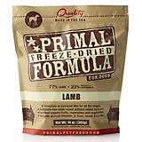 Primal Freeze Dried Lamb Nugget Dog Food