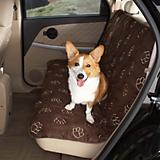 Guardian Gear Pawprint Car Seat Cover