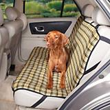 Guardian Gear Plaid Car Seat Cover