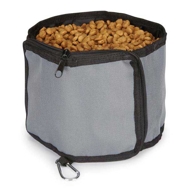 Guardian Gear Outing Dog Travel Bowl Slate