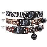 East Side Animal Print Cat Collar