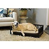 New Age Pet Espresso Raised Pet Bed