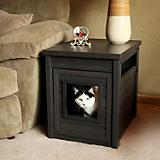 New Age Pet Litter Loo Espresso Litter Box House