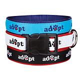 Casual Canine Adopt Dog Collar