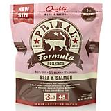 Primal Frozen Raw Beef Salmon Nugget Cat Food