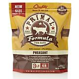 Primal Frozen Raw Pheasant Nugget Cat Food