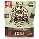 Primal Frozen Raw Quail Nugget Cat Food