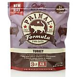 Primal Frozen Raw Turkey Nugget Cat Food